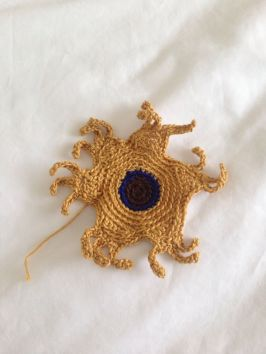 Knitted Neuron